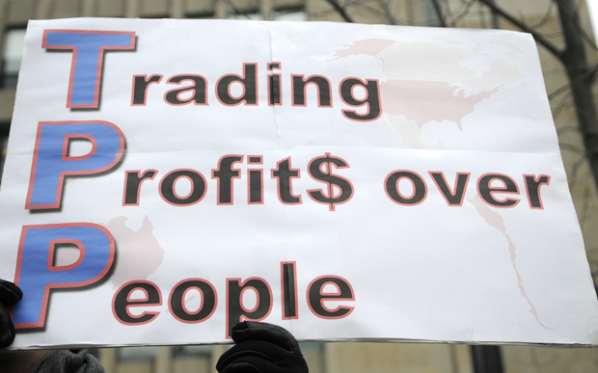 Hourra ! Il semble que le TPP et le TTIP (TAFTA) soient presque morts