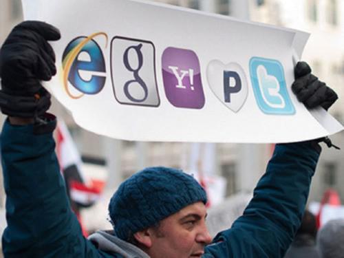 Egypte: Internet Revolution appelle au boycott des services mobile pendant 5h