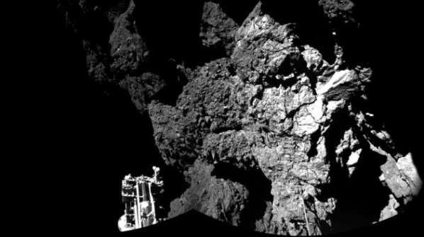 Philae se réveille et appelle la terre