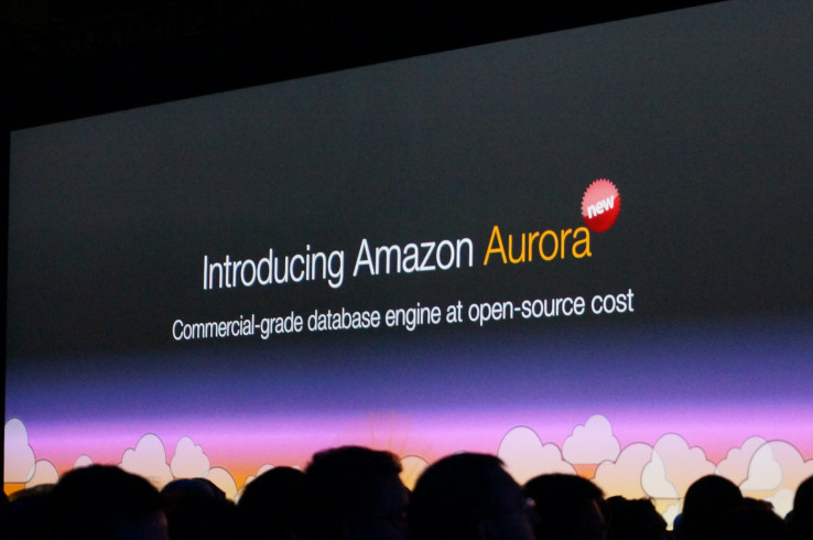Amazon Web Services : Amazon Aurora est disponible pour tout le monde