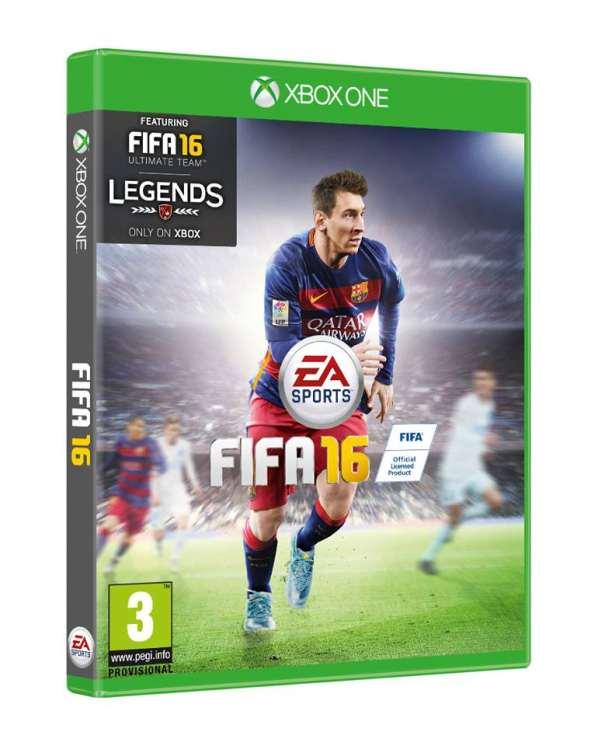 La configuration nécessaire pour Fifa 16 sur PC