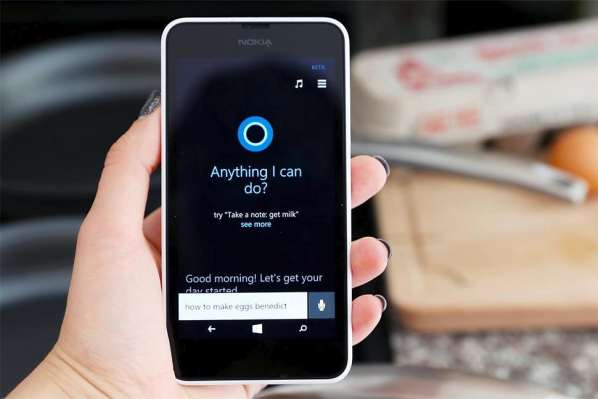 Cortana pour Android est disponible