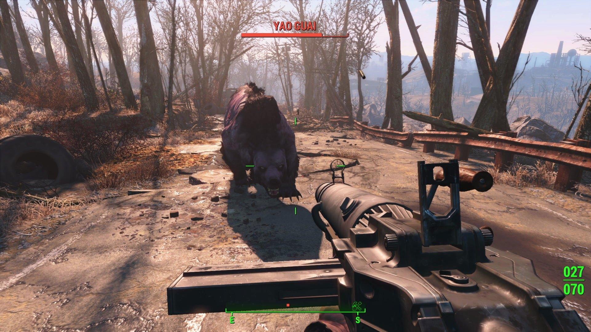 Fallout 4 : Plein de détails depuis la Quakecon 2015