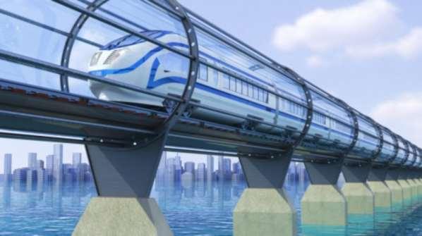 Le futur du transport ? Un tube de verre appelé Hyperloop