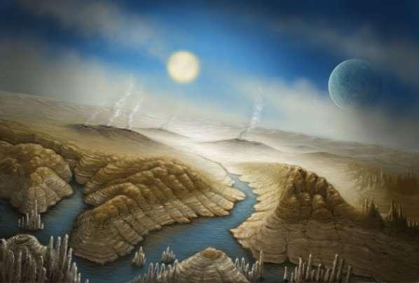 Kepler découvre une planète très proche de la Terre