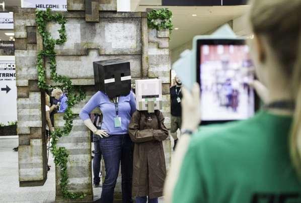 Minecon 2015 en image et le mode Histoire