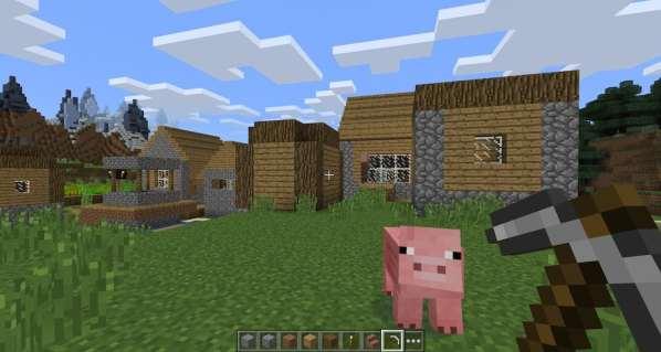 Microsoft annonce Minecraft pour Windows 10