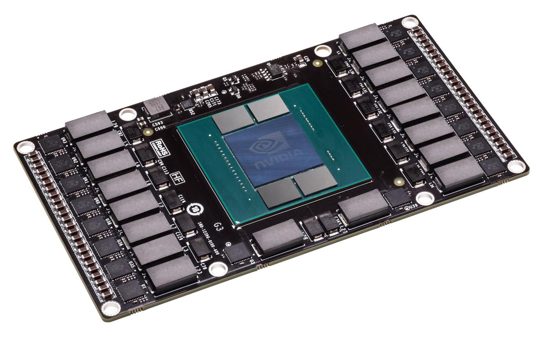 Le Nvidia Pascal GP100 possède 17 milliards de transistors