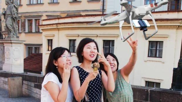 Samsung prépare un drone pour les Selfies