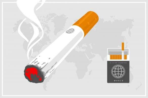 OMS : Les pays doivent augmenter leur taxe sur le tabac de 75 %