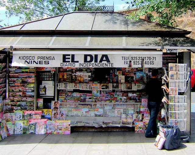 La taxe Google a ruiné les médias espagnols