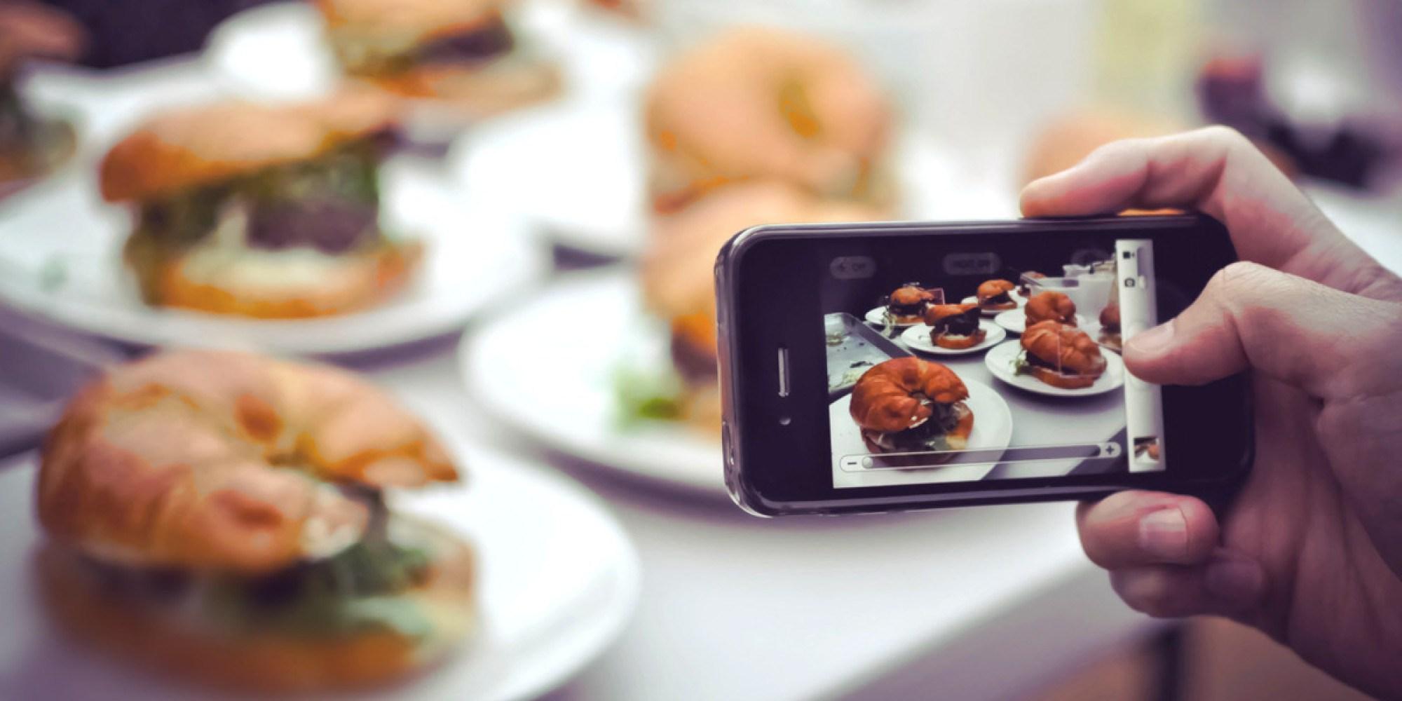Les photos de plats de cuisine violent le droit d'auteur