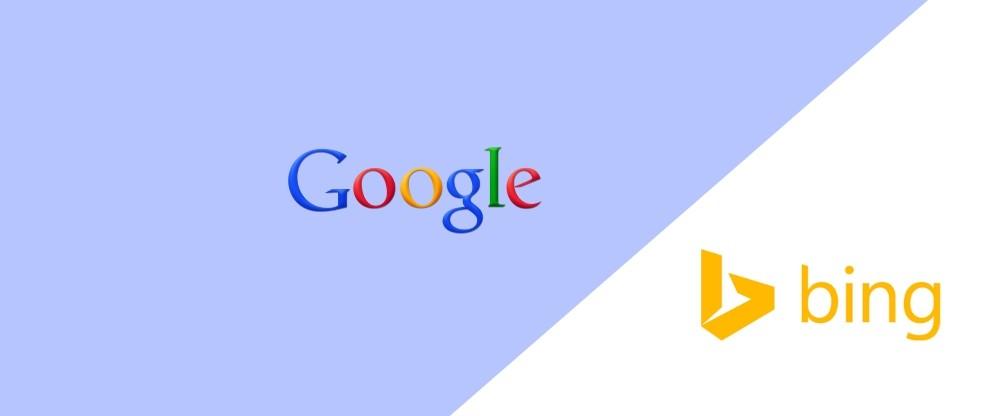 Moteur de recherche : Google à 64 %, Bing à 33 %