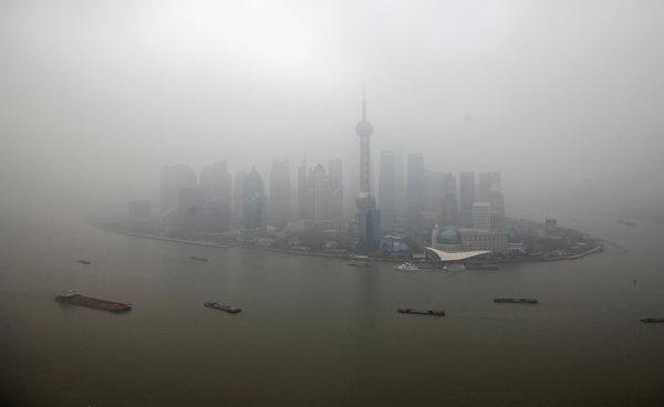 Une intelligence artificielle pour lutter contre la pollution en Chine