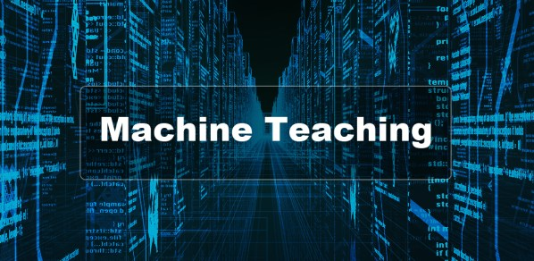 Le Machine Teaching, une nouvelle variante du Machine Learning