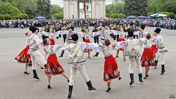 Un scandale bancaire pourrait provoquer la faillite de la Moldavie