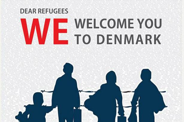 Danemark : Les pour et contre l'immigration s'affrontent avec la publicité