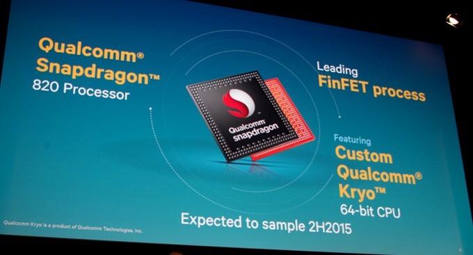 Le Galaxy S7 avec un processeur Snapdragon 820 ?