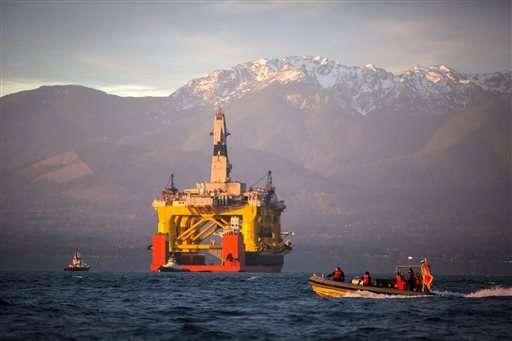 Shell obtient le permis final pour le forage dans l'Océan Arctique