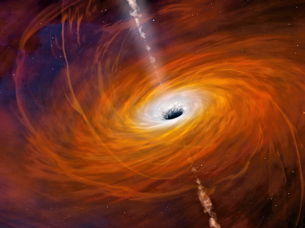 """Stephen Hawking : """"Il est possible de s'échapper d'un trou noir"""""""