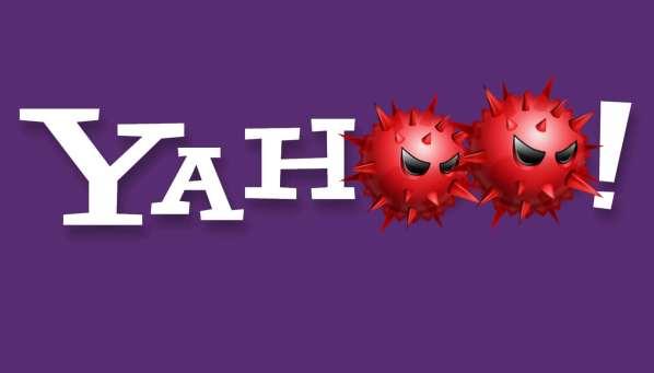 Les publicités Yahoo! toujours infectées par les Ransomwares