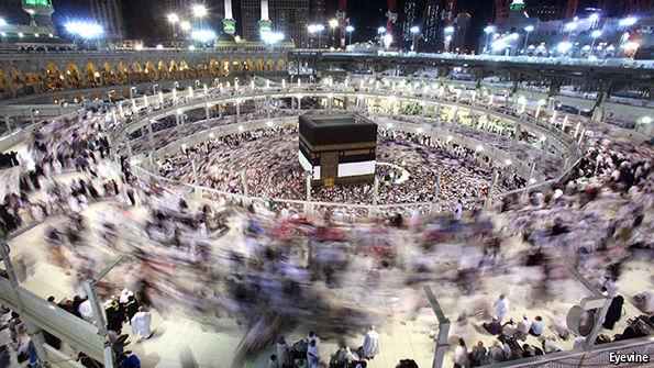 La longue route du pèlerinage du Hajj à La Mecque