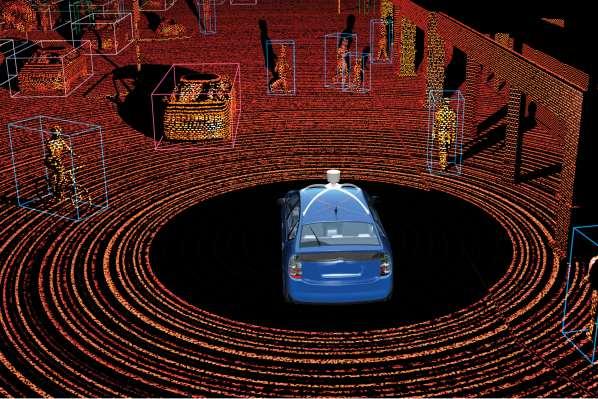 Piratage possible des voitures autonomes