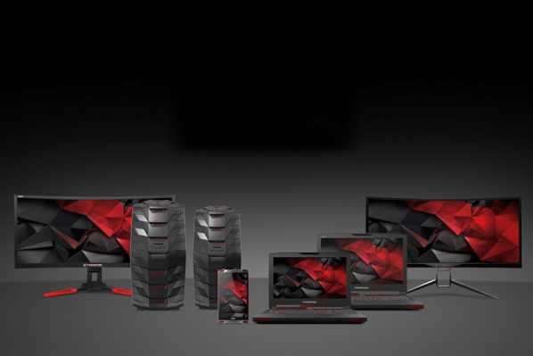 Acer présente sa gamme Predator à destination des joueurs
