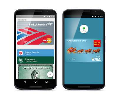 Google lance officiellement Android Pay