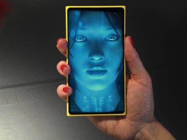 Cortana sabote le Keynote de Satya Nadella