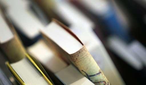 L'ère numérique pénalise les écrivains