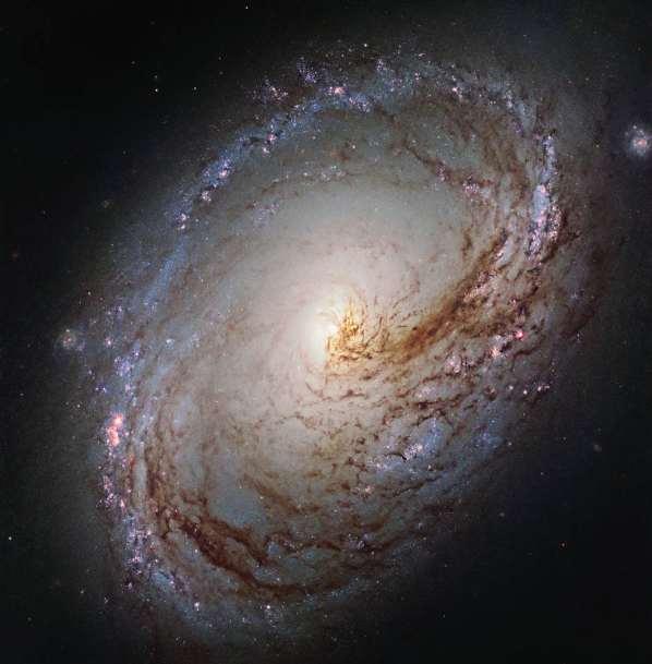 Messier 96, une galaxie qui ressemble à la Voie lactée