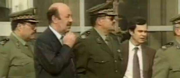 """""""La fin d'une ère"""" après le limogeage du chef du renseignement algérien"""