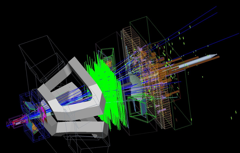 2 accélérateurs trouvent des particules qui pourraient enfreindre les lois de la physique