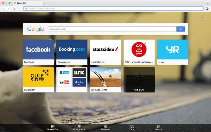 Opera 32 débarque avec un VPN intégré