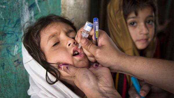 La Polio refait surface au Mali et en Ukraine