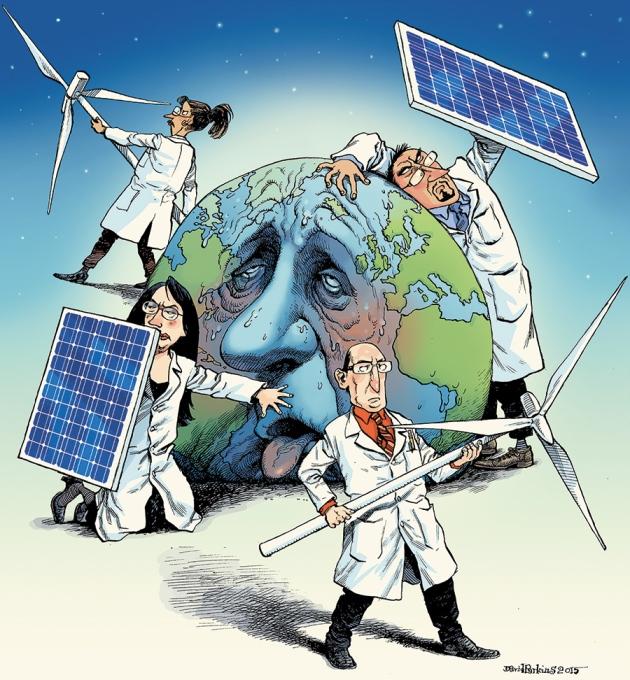 La science désenchantée par la démocratie