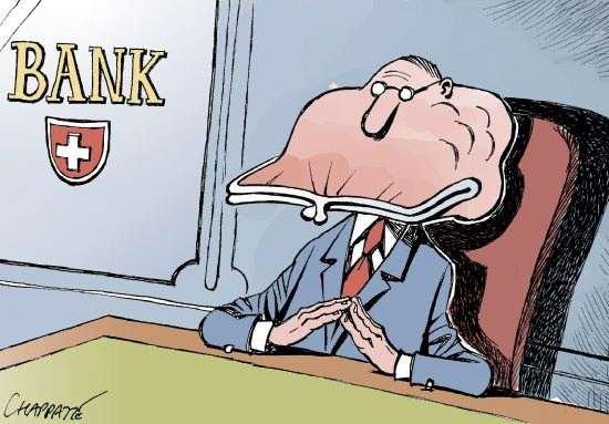 Le Parlement suisse vote la fin du secret bancaire
