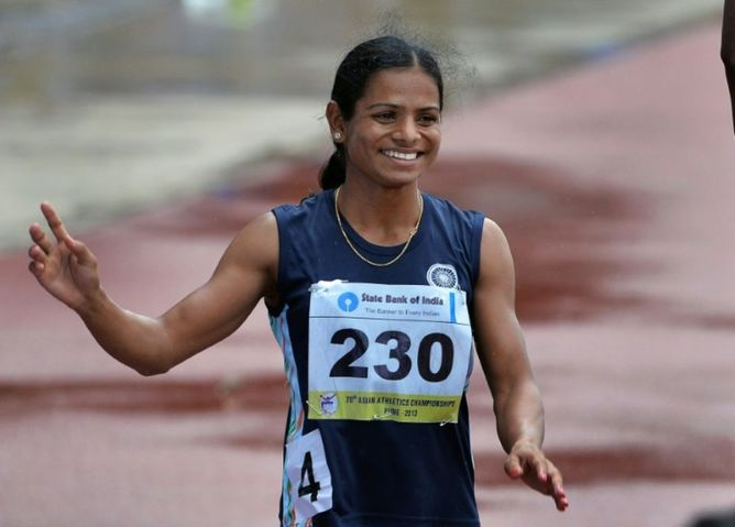 L'affaire Dutee Chand : science et sport, le mauvais genre