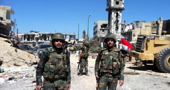 L'Iran et le Hezbollah vont lancer un assaut terrestre contre les rebelles syriens