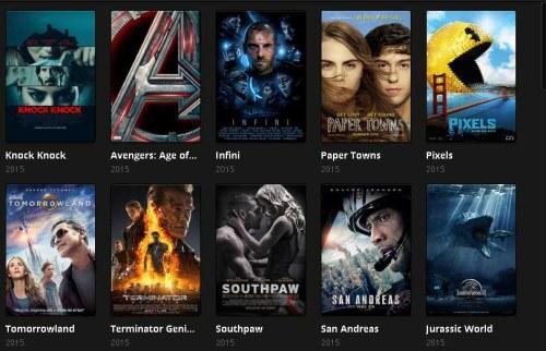 Browser Popcorn : Popcorn Time dans le navigateur