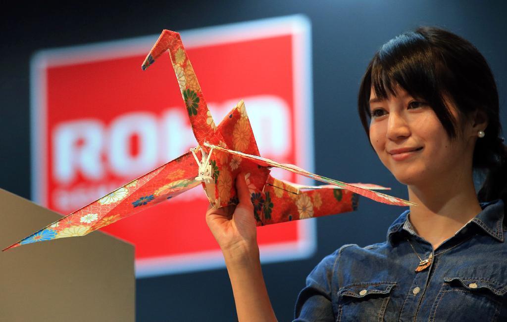 Le constructeur RHOM présente un drone en origami