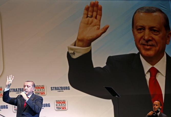 Erdogan, le pompier pyromane