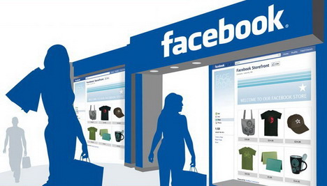 Facebook débarque progressivement dans l'e-commerce
