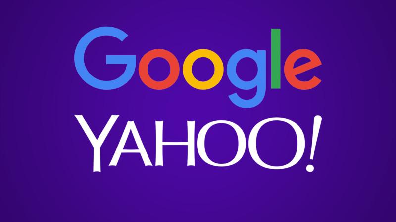 Yahoo et Google concluent un partenariat sur la recherche et la publicité
