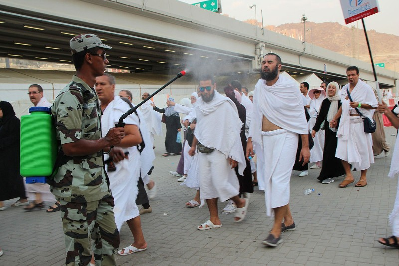 Réchauffement climatique : Le Hajj pourrait être impossible dans 100 ans