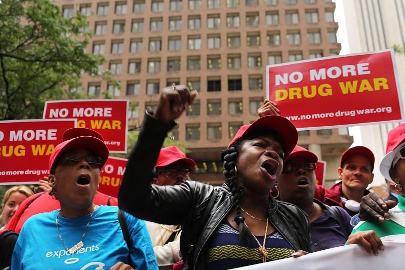 Est-ce que l'ONU va légaliser toutes les drogues ?