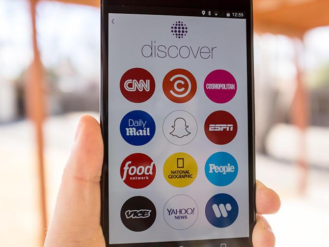 Snapchat abandonne son projet de contenu original avec Snapchat Channel