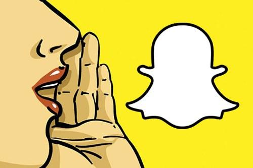 Snapchat peut désormais exploiter toutes vos images