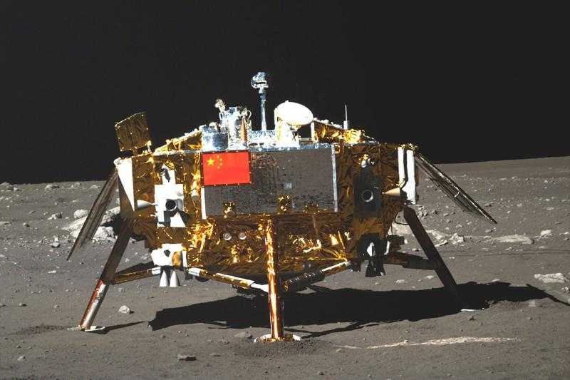 La Chine possède un télescope sur la lune depuis 2 ans